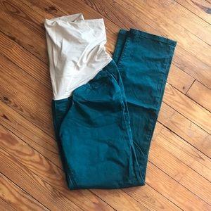 LOFT skinny maternity pants